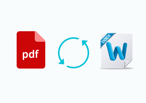 Easy editing and converting to PDF