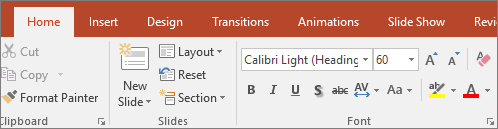 Text Highlighter in PowerPoint