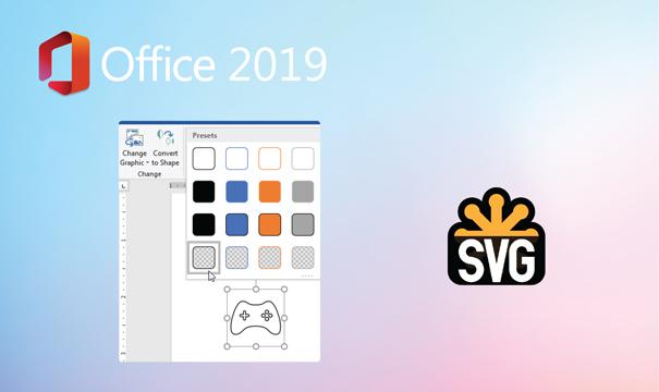 Esnek kullanım için SVG grafikleri ve yeni özellikler