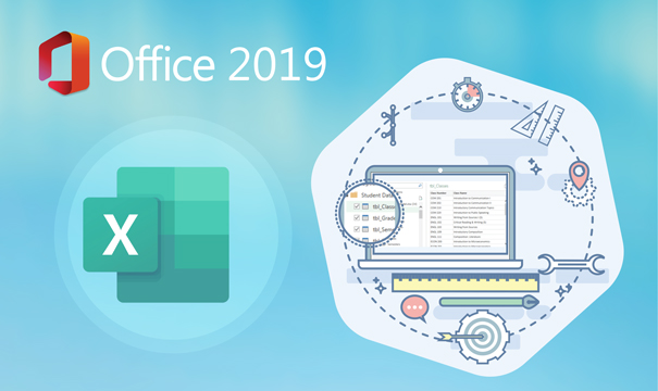 The flexibility of excel 2019