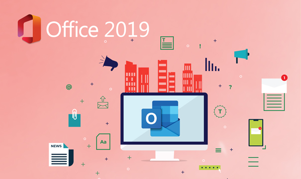 The helpful version of outlook 2019