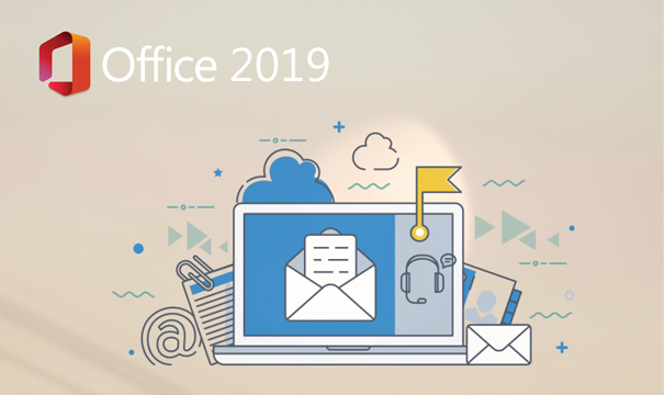Outlook 2019 ile sınırsız E-posta hesabı yönetimi