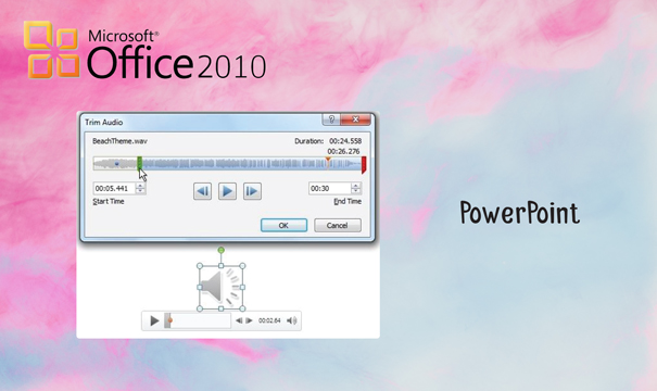 Office Power Point 2010