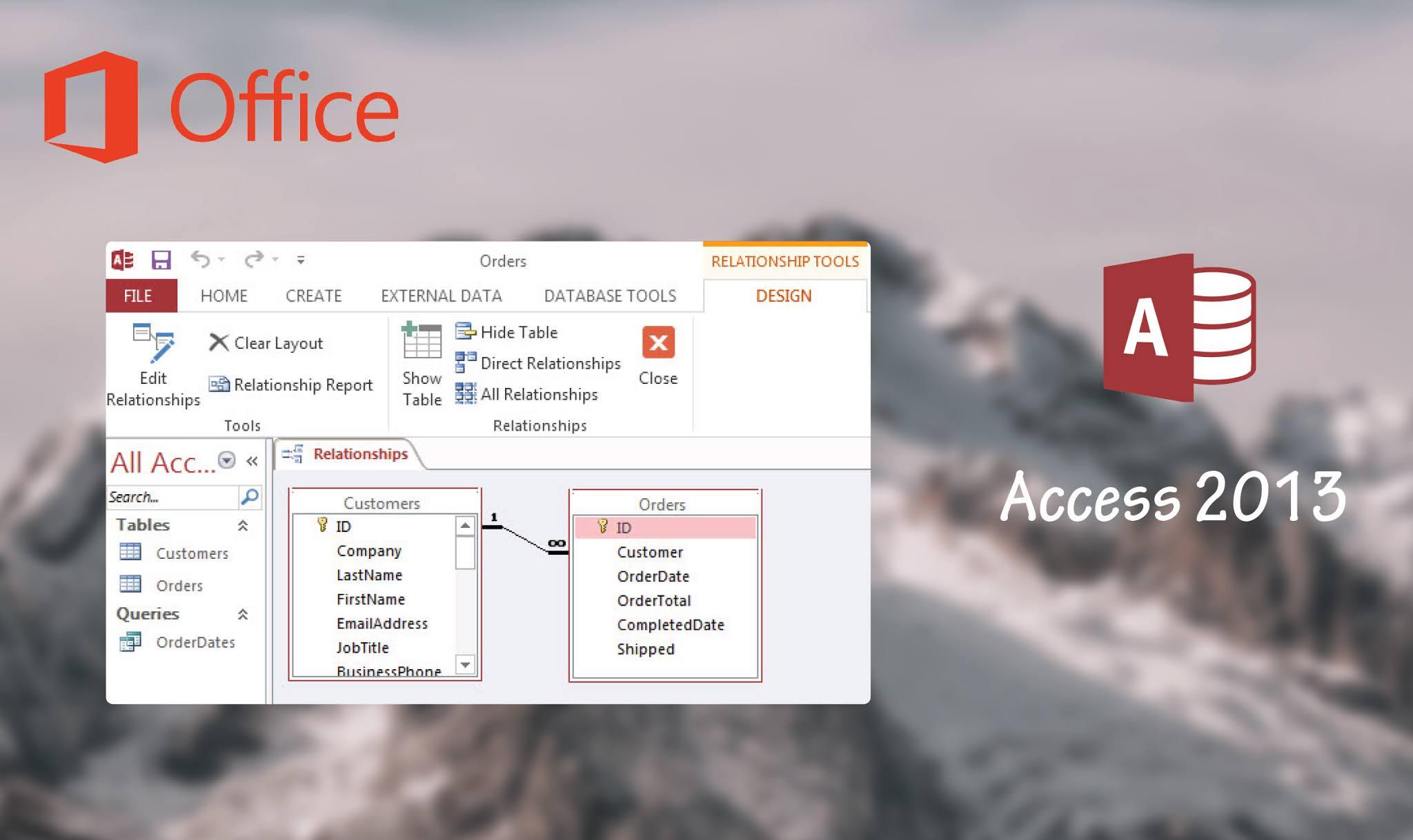 Office Erişimi 2013