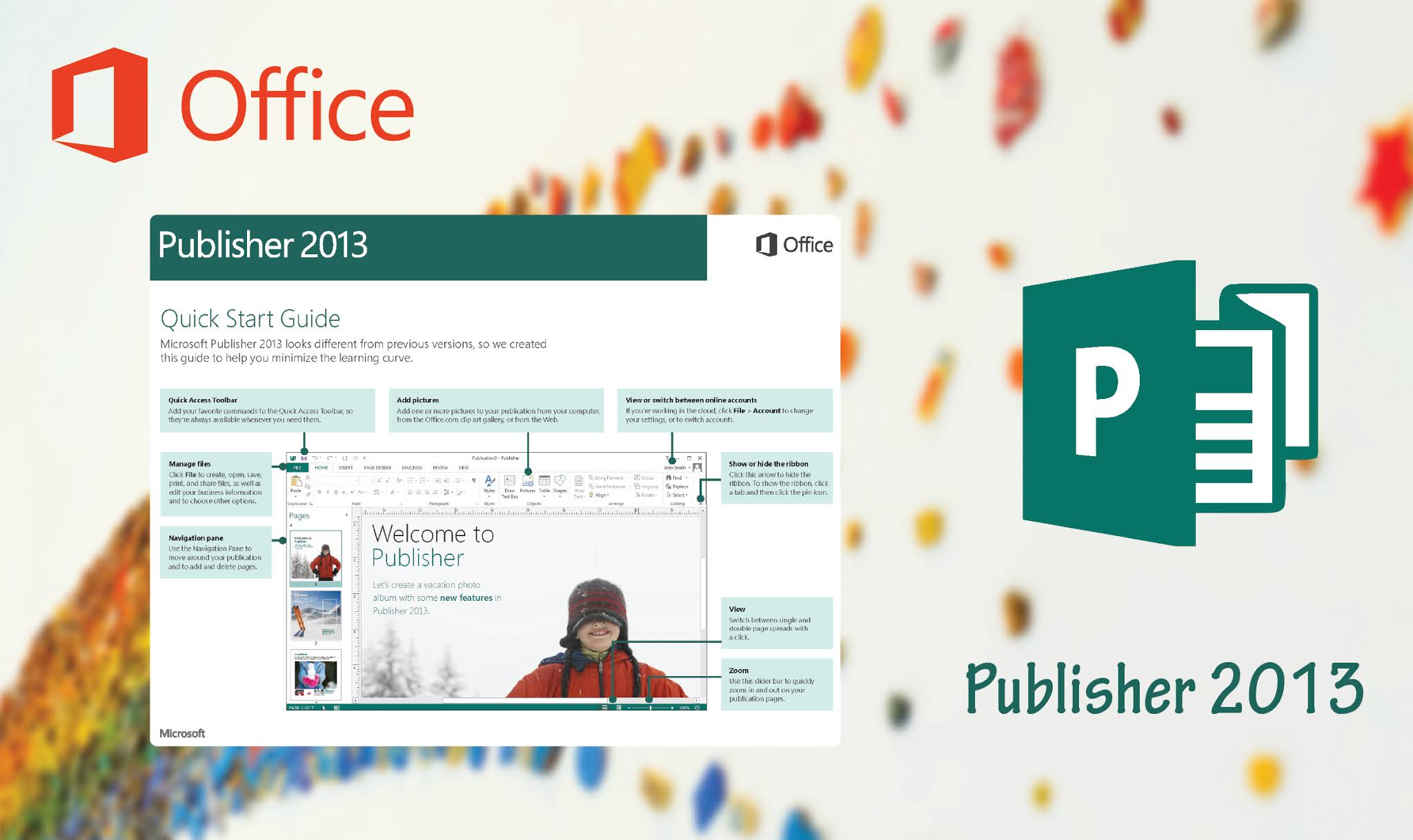 Office Publisher 2013