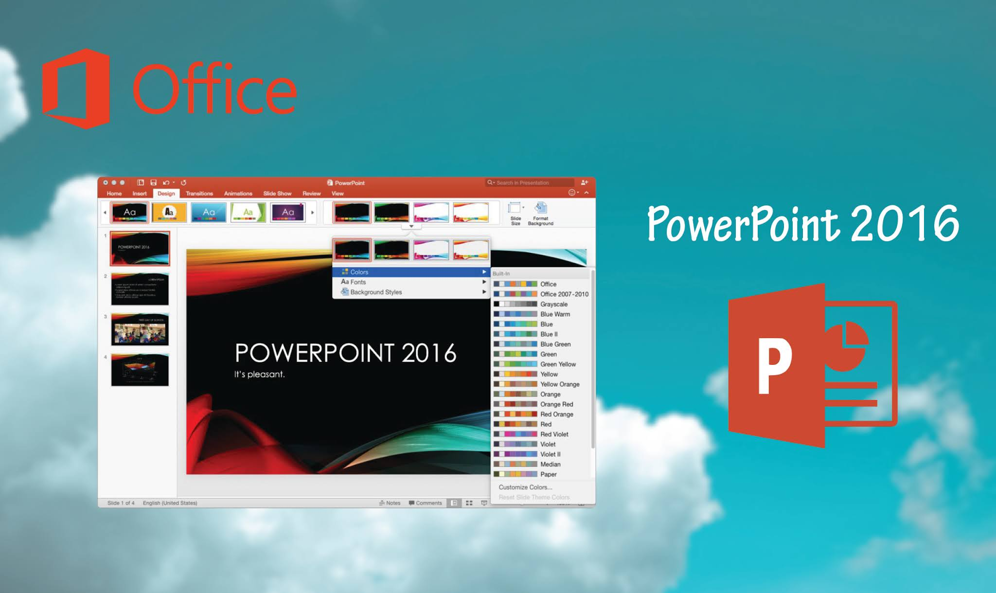 Microsoft Power Point 2016