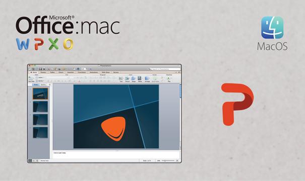 Mac için PowerPoint 2011