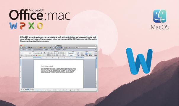 Mac için Microsoft Word 2011