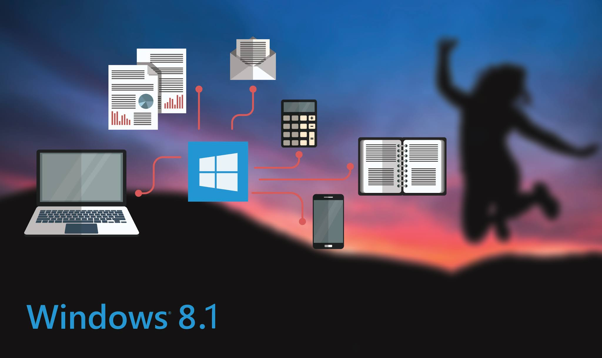 Windows 8.1 yaşam tarzınıza uyum sağlar