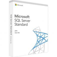 SQL Server 2019 - User CALs, Client Access Licenses: 1 CAL, image