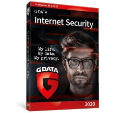 G DATA Internet Security 2020, Runtime: 1 Year, Device: 1 Device, image