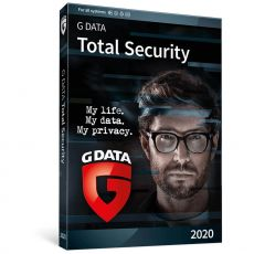 G DATA Total Security 2020, Runtime: 1 Year, Device: 1 Device, image