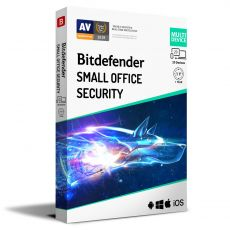 Bitdefender Small Office Security 2021, Runtime: 1 Year, Device: 20 Device, image
