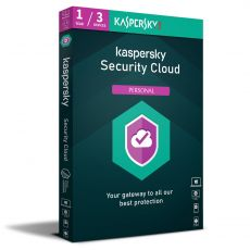 Kaspersky Security Cloud, Runtime: 1 Year, Device: 3 Device, image