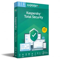 Kaspersky Total Security 2021, Runtime: 1 Year, Device: 1 Device, image