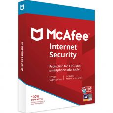 McAfee Internet Security 2020, Runtime: 1 Year, Device: 1 Device, image
