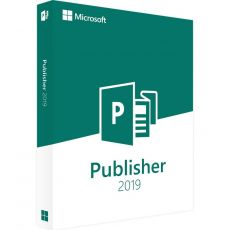 Publisher 2019, image
