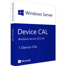 Windows Server 2012 R2 - Device CALs, Client Access Licenses: 1 CAL, image