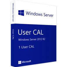 Windows Server 2012 R2 - User CALs, Client Access Licenses: 1 CAL, image