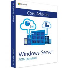 Windows Server 2016 Standard Core Add-On, image