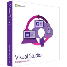 Visual Studio 2015 Professional, image
