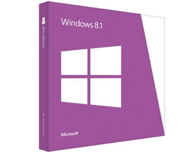 windows 8.1 Home, image