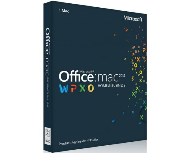 Office 2011 Home And Business For Mac, image