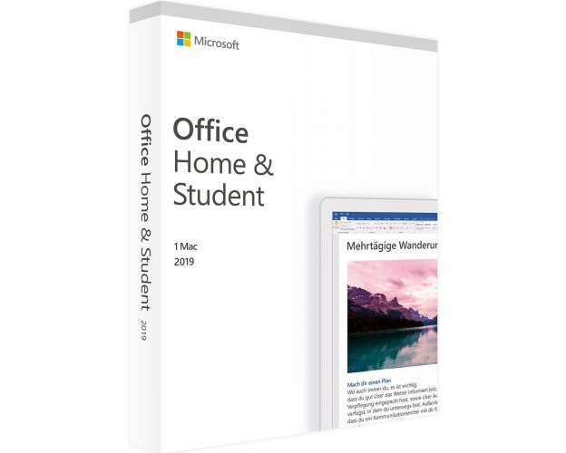 Office 2019 Home And Student for Mac, image